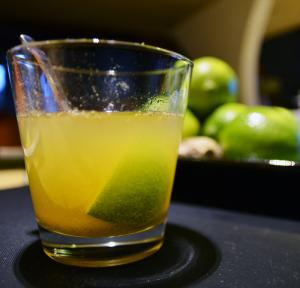 Cocktail GINGER PUNCH
